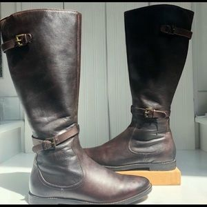 Cole Haan Classic Tall Riding Boots